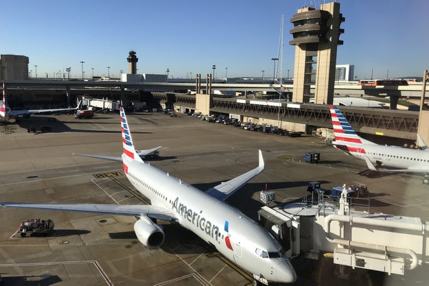 """We are working diligently to address the issue and expect to avoid cancellations this holiday season,"" said American Airlines in a statement to BuzzFeed News. ""We are paying pilots who pick up certain open trips 150 percent of their hourly rate."""
