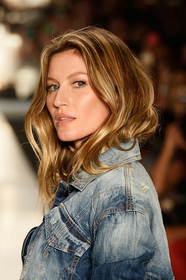Bündchen, who landed campaigns for Carolina Herrera and Arezzo, among others, came in at number two with a $17.5 million. Translation: STILL RICH, BITCH.