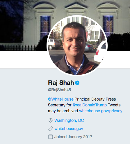 """White House Deputy Press Secretary Raj Shah was asked how the president came across the video on Wednesday. He responded, """"Look, we are not going to be focusing on process. I know you guys want to. We are going to be focusing on the issues."""""""