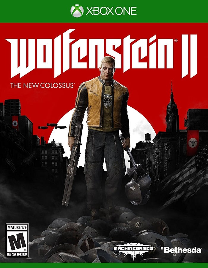 The long awaited sequel to Wolfenstein: The New Order, New Colossus imagines the World if the Nazis had won WWII and occupied the United States.Get it on Amazon for $39.82.Also available on PS4 and PC.