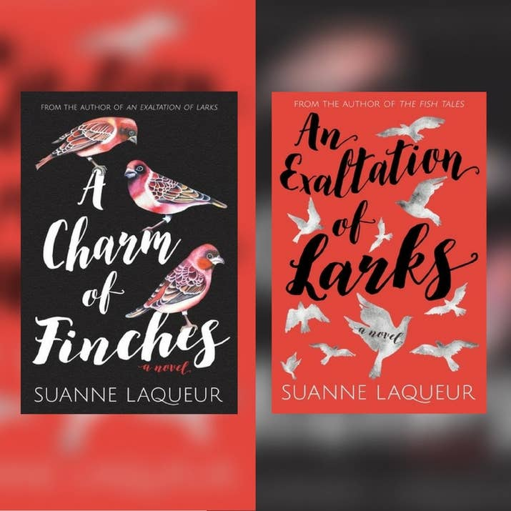Hot list the 35 updated 37 best romance books of 2017 an exaltation of larks a charm of finches by suanne laqueur fandeluxe Choice Image