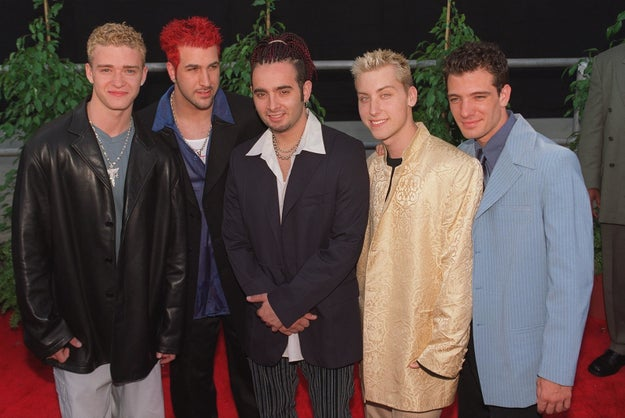 *NSYNC IS THE GREATEST BOY BAND OF ALL TIME. So how good Backstreet Boys be better? They couldn't. I could close the case right here.