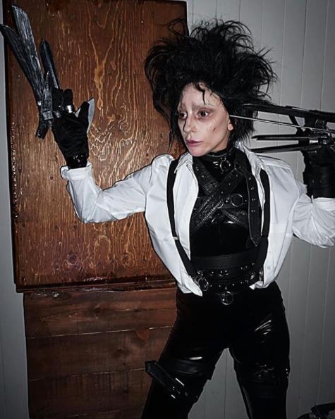 Lady Gaga did too.