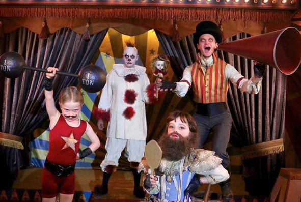Neil Patrick Harris and family killed Halloween once again.