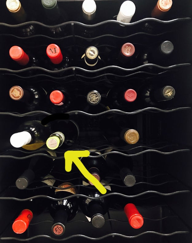 Plus, wine condoms allow you to easily store your half-open bottle on its side.
