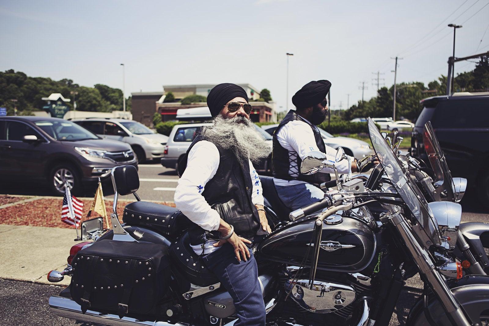 Sikh Rider