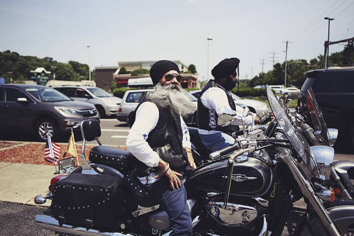 Meet The Riders Of The Sikh Motorcycle Club Of The Northeast