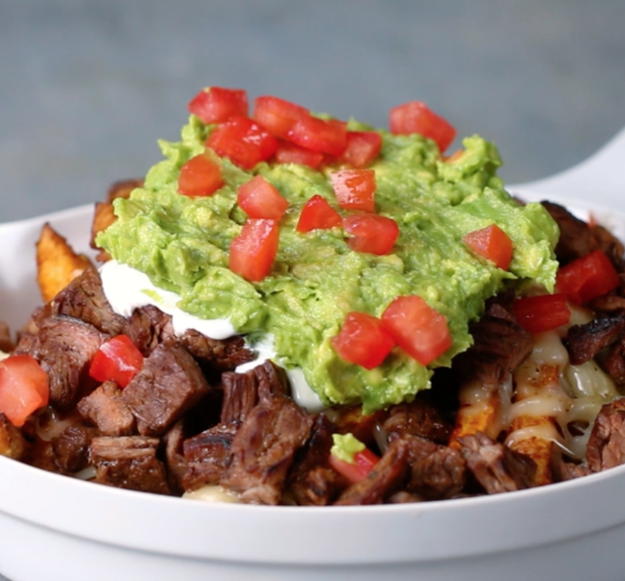 7. Carne Asada Fries