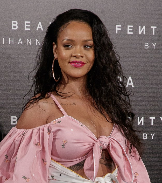 As you know, Rihanna's new cosmetics brand Fenty Beauty is all makeup lovers can talk about these days.