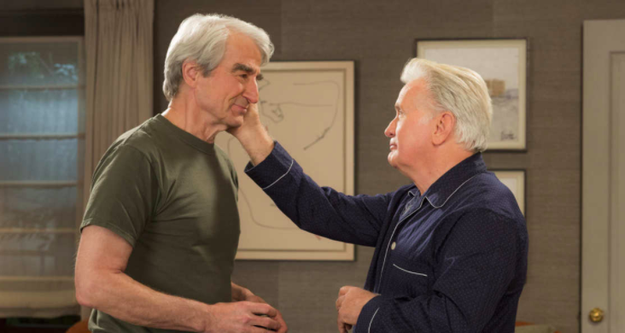 Saul and Robert (Grace and Frankie)