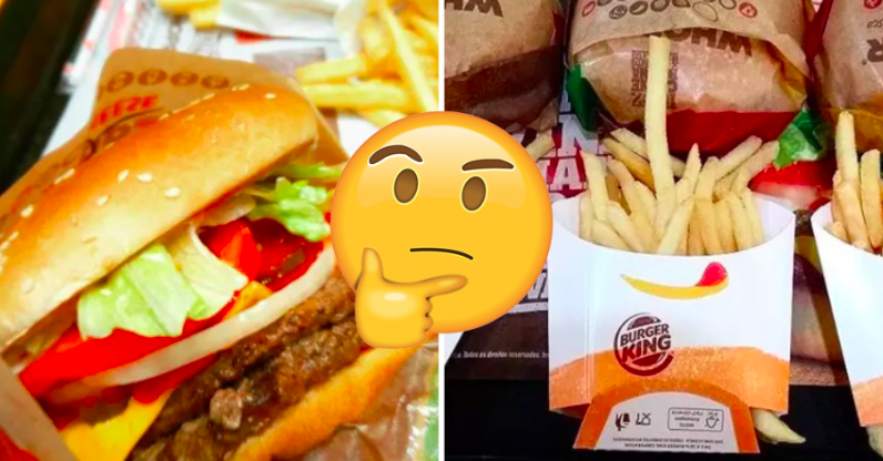 Your Burger King Order Will Reveal What You Want Most In Life