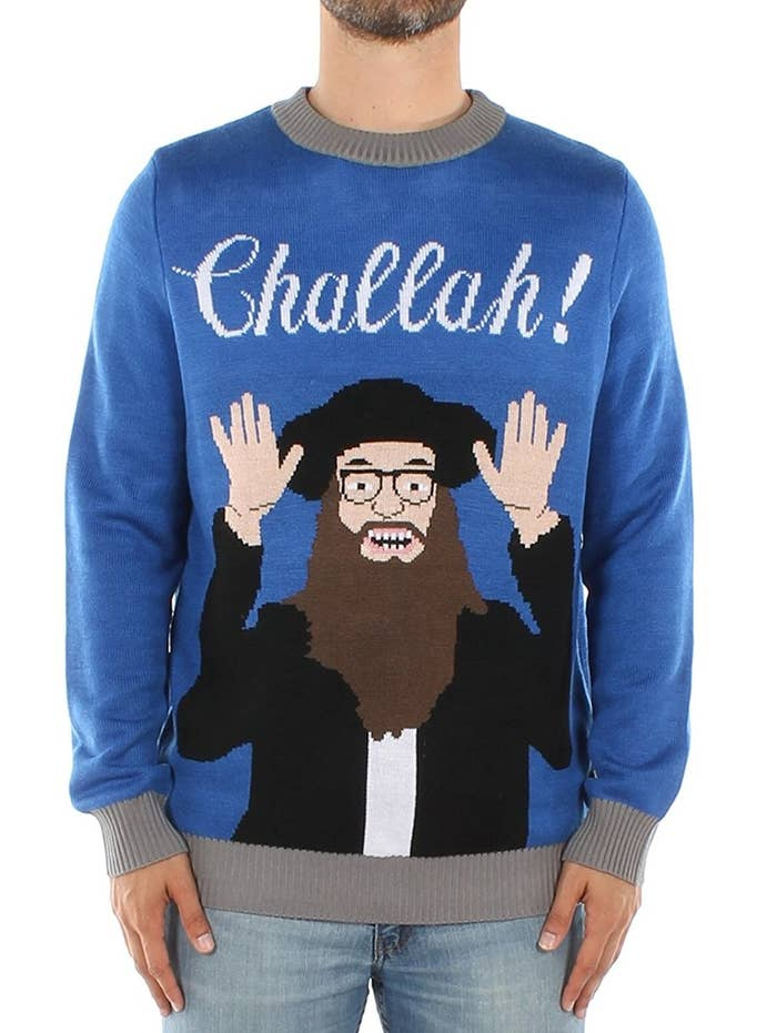 19 Hanukkah Sweaters For The Jew Who Might Feel Left Out At An Ugly ...