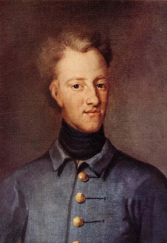 It's the anniversary of the death of the late Charles XII of Sweden, who died on this date in 1718.