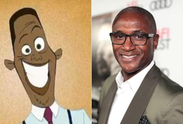 Oscar Proud voiced by Tommy Davidson