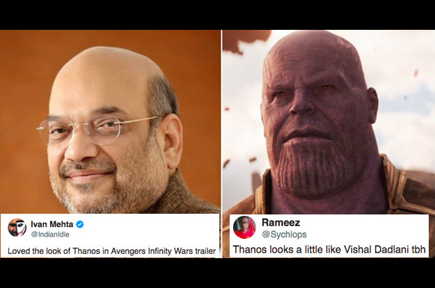 Indians Have A Lot Of Hilarious Thoughts On Thanos From The