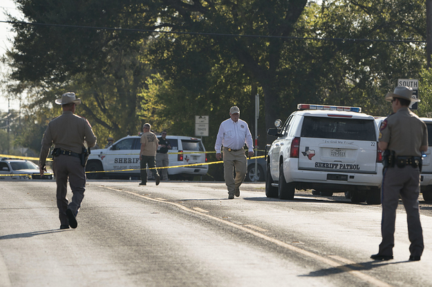 At Least 26 People Killed After Man Opens Fire In Texas Church