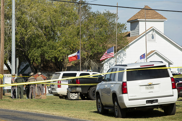Here's Everything We Know So Far About The Alleged Texas Church Shooter
