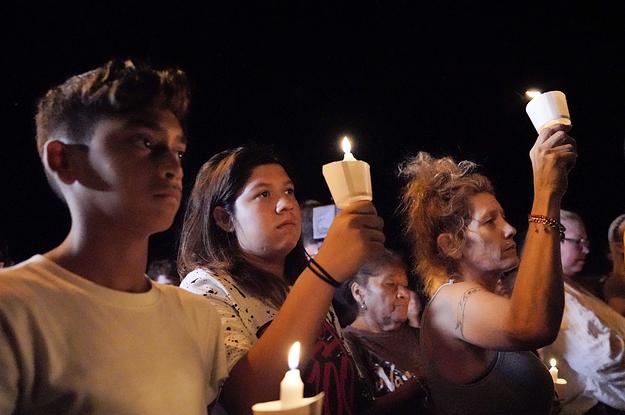 Texas Residents Describe Shock And Horror Of Church Massacre