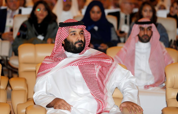 Saudi Crown Prince Mohammed bin Salman seized power in a palace coup earlier this year.