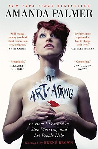 This is a memoir about a punk-rock star, a lover of the strange, a deep friendship, loss, and so much more. Amanda Palmer shares her journey to find meaning in her art by connecting with strangers who wind up friends for life. She expands on a TED Talk she gave in 2013 in which she describes what it was like to be an 8-foot-tall street-performing bride — trading art for money in the pouring rain just to make rent and a new punk album. She takes us on a journey through her rise to fame and her path to motherhood. For someone who has spent a majority of their life on some form of a stage, this book does not feel performed — it's raw, it's beautiful, and it was the best gift I've ever received. —Jennifer TontiGet it from Amazon for $9.99+, Barnes & Noble for $6.98+, or a local bookseller through IndieBound here.