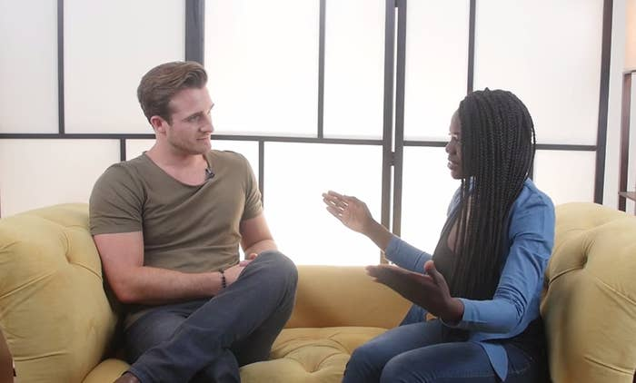 She enlisted the help from the world's leading dating advice expert Matthew Hussey. His name was the first on google. Yes, it was that easy.