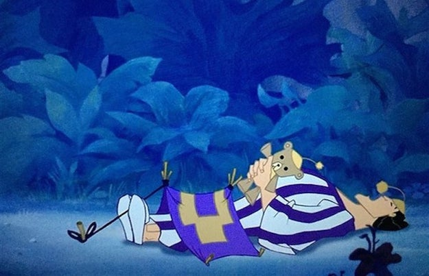 """When Kronk went """"camping"""":"""