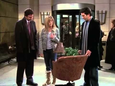 ...and the fact that Ross didn't even remember who he was when he met Mark again later
