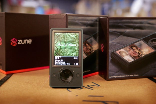 And finally, feeling superior over anyone who owned a Zune.