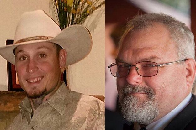 These Two Men Shot And Chased After The Texas Church Shooter