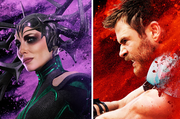 "Answer 6 questions and we'll tell you which ""Thor: Ragnarok"" character you are"