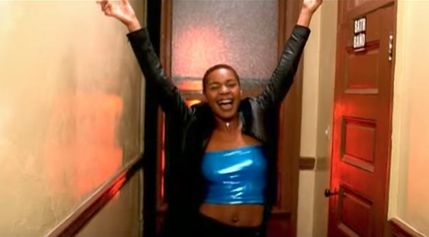 """It Feels So Good"", Sonique"