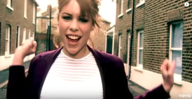 """""""Because We Want To"""", Billie Piper"""