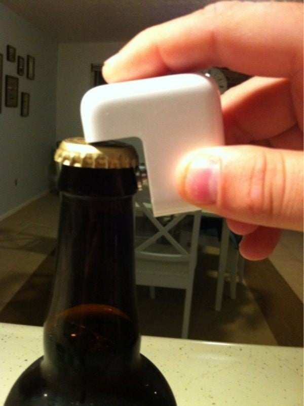 lol most expensive bottle opener ever IMO, but that's me.
