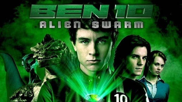 Ben 10 Race Against Time Aliens