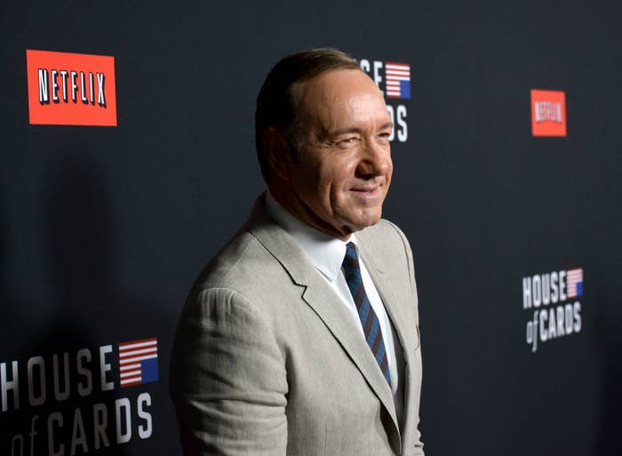 Would they kill off Spacey's character and make Robin Wright the lead? End the show prematurely?