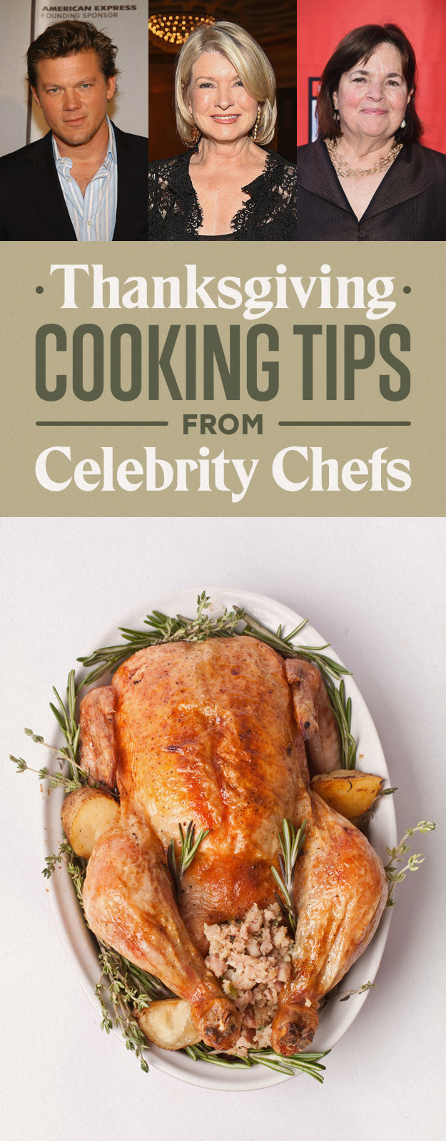 12 Genius Thanksgiving Cooking Tips From Celebrity Chefs by