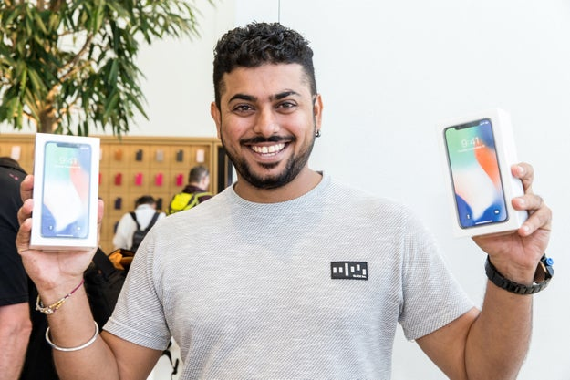 If you haven't heard, Apple just released the iPhone X.