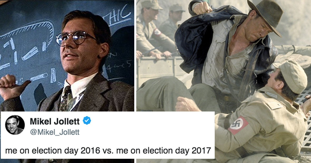 People Are Sharing Photos Of How Much They've Changed Since Last Election Day And It's A Huge Meme