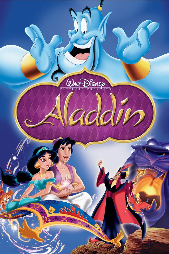 The story of a street rat who freed a genie and found his princess is one of only four Disney movies with an 8.0 or higher, and it has over 288,000 total votes.