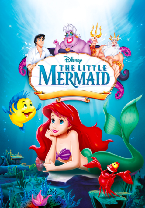 The story of a teenage mermaid princess who is intrigued by the human world has a 7.6 rating based on over 189,000 votes.