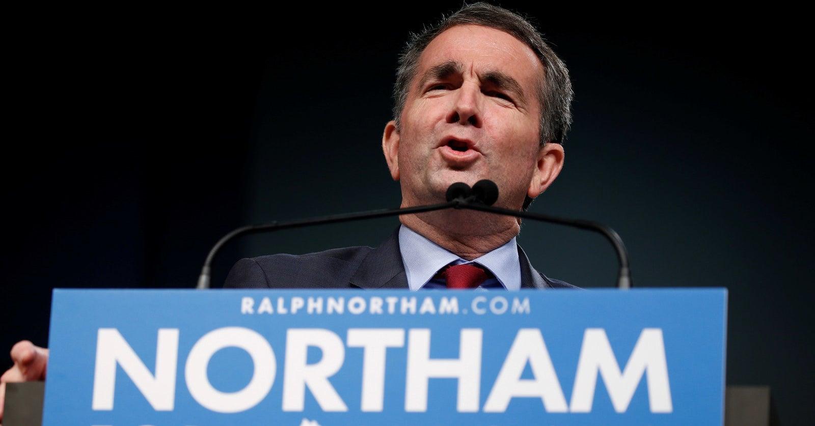 Democrat Ralph Northam Wins Contentious Virginia Governor ...