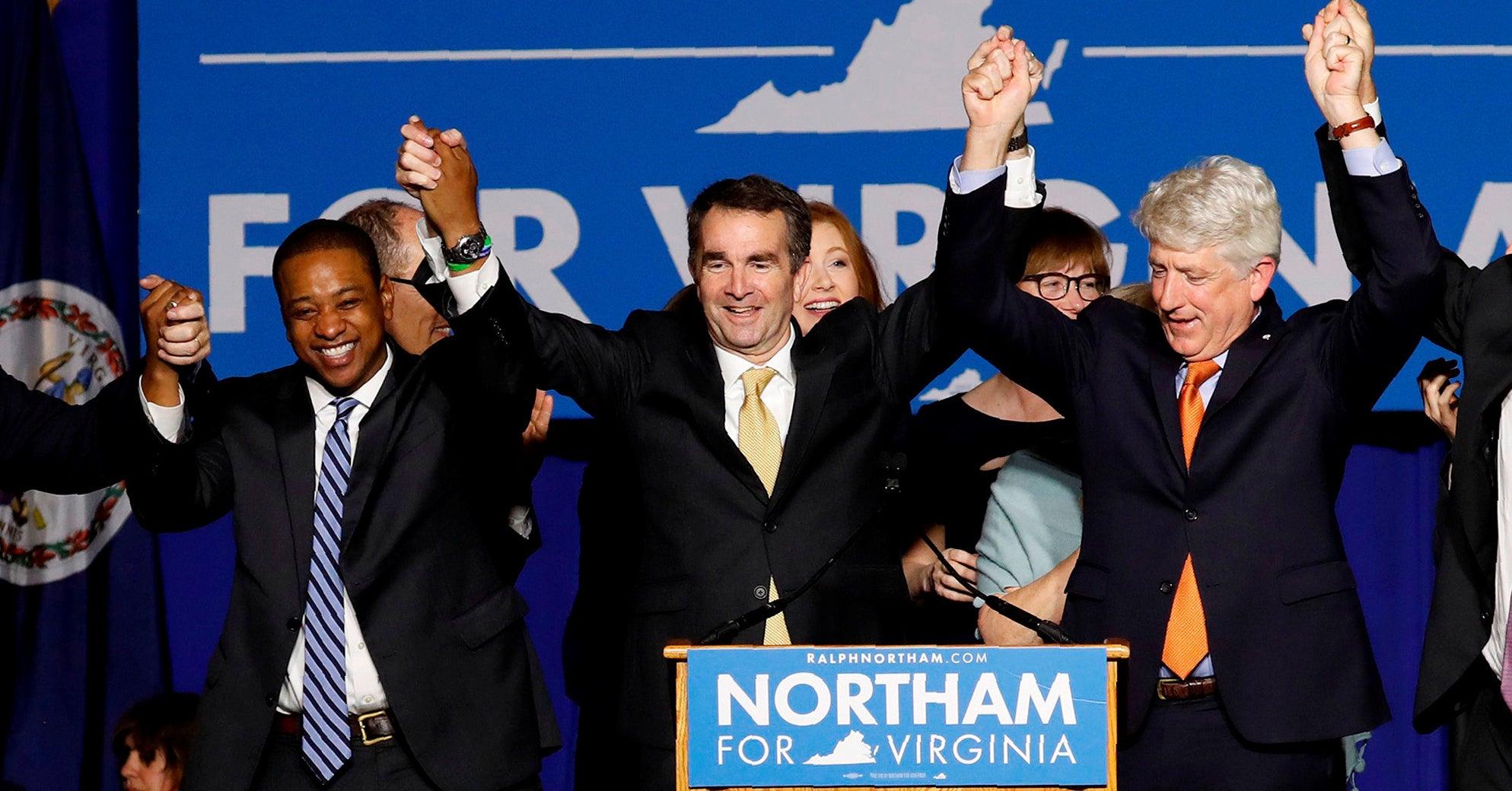 Democrats Sweep Virginia Races, Including Contentious ...