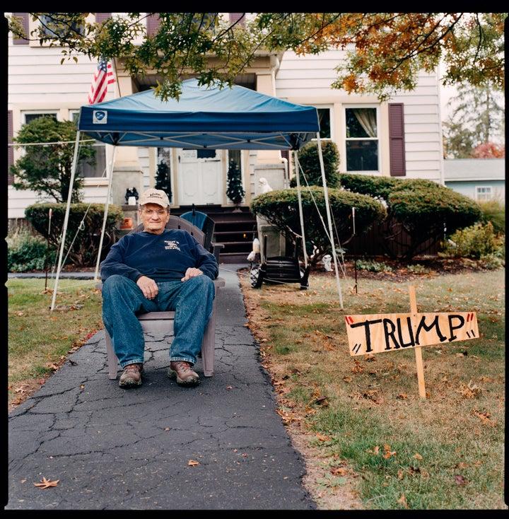 Rich Knoth of Catskill, New York