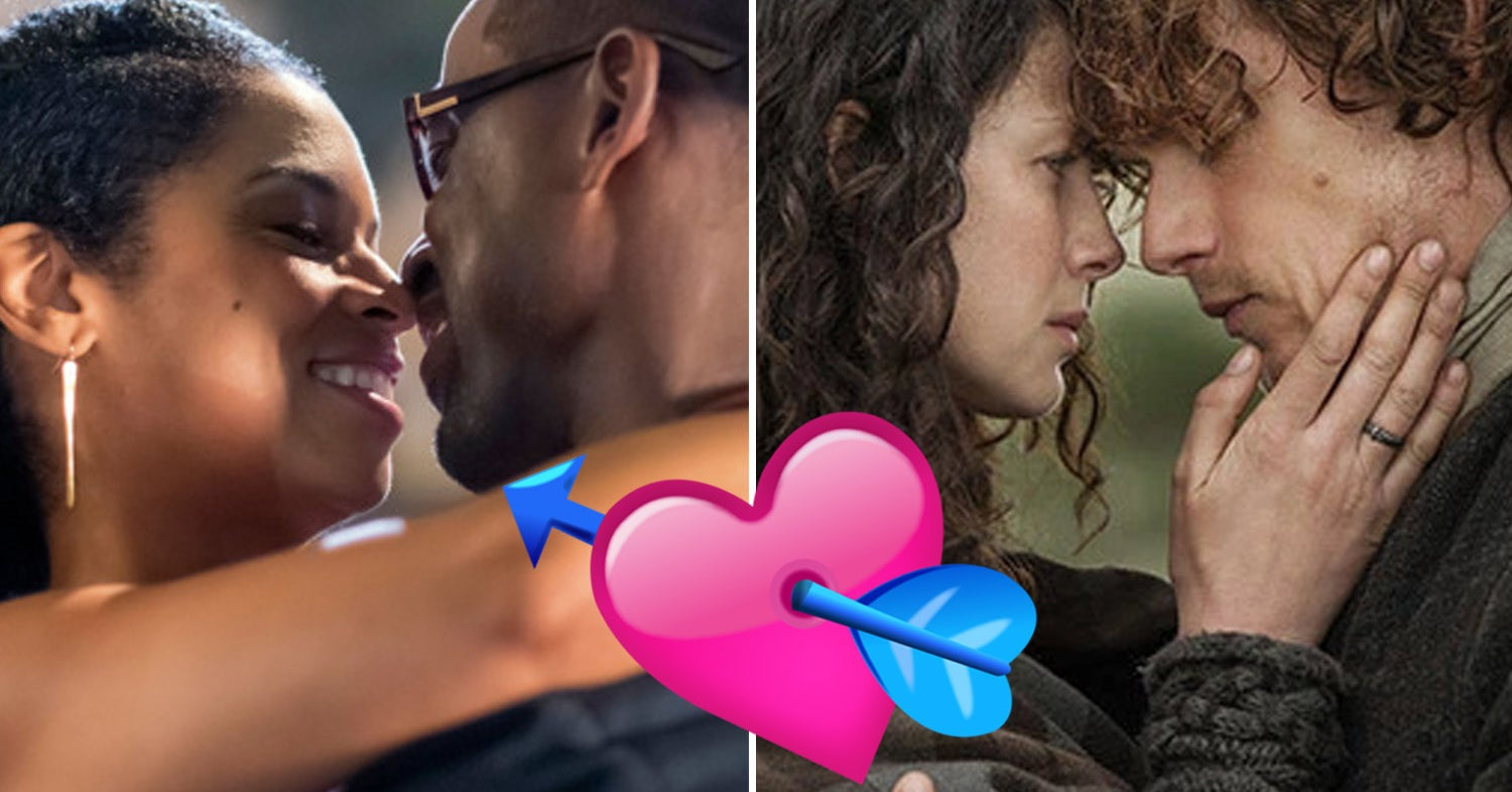 26 Fictional Couples That Ruined Love For The Rest Of Us