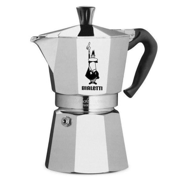 Bialetti Moka Express Stovetop Espresso Maker - $29.99