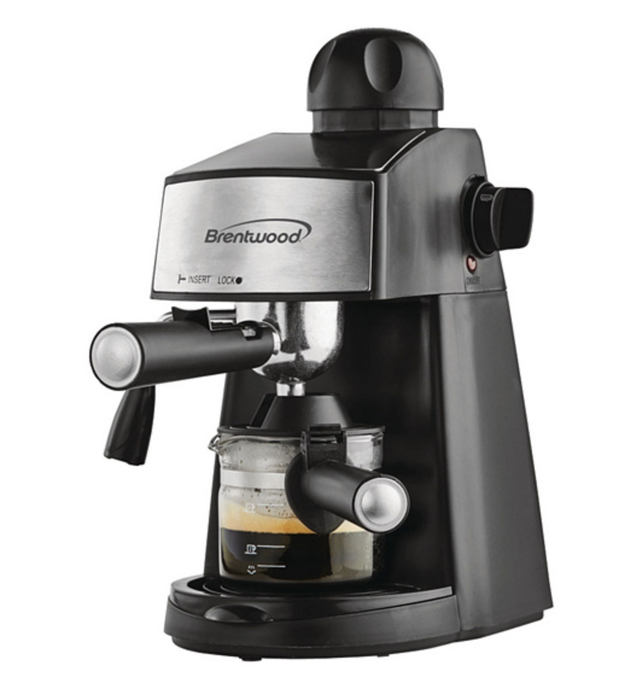Brentwood Ga-125 Espresso & Cappuccino Maker - $29