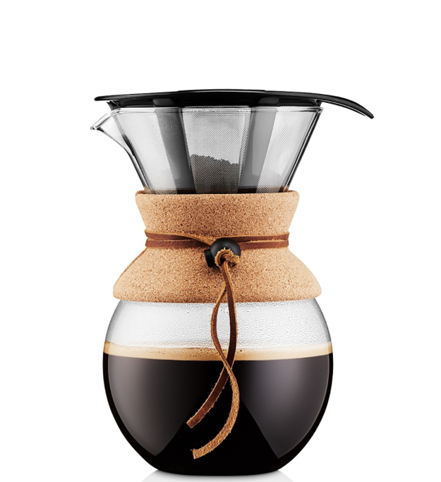 Bodum 34-oz. Pour-Over Coffee Maker - $25