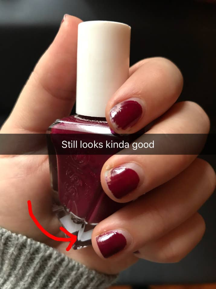I Found A Nail Polish That Doesn\'t Chip And I\'m Obsessed With It