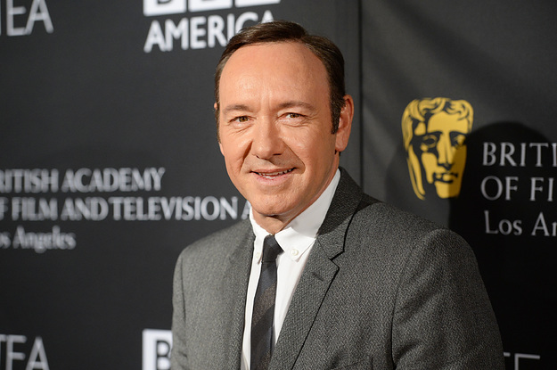 A News Anchor Says Kevin Spacey Groped Her 18-Year-Old Son