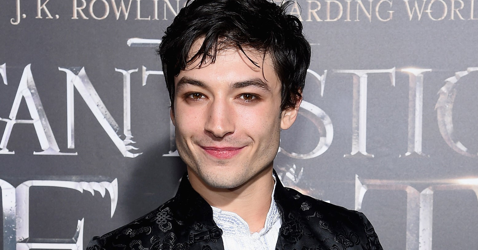 Ezra Miller Was Told Publicly Coming Out As Queer Was A